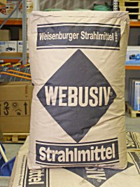 strahlsand